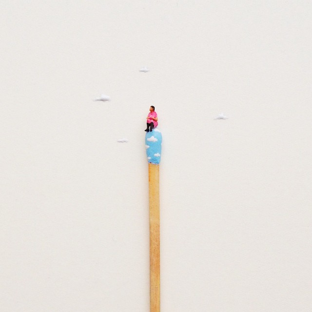 Micro Sculptures  Illustrations and More  Javier Calleja 12