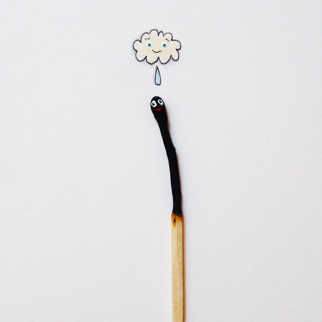 Micro Sculptures  Illustrations and More  Javier Calleja 15