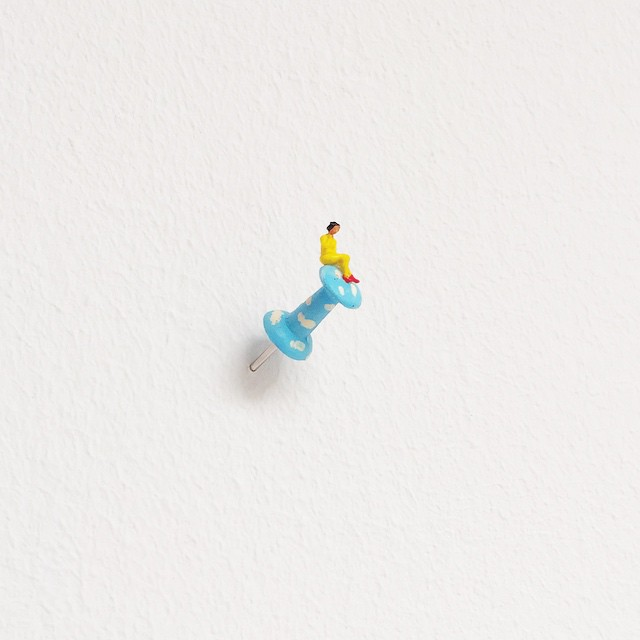 Micro Sculptures  Illustrations and More  Javier Calleja 4