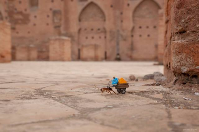 Slinkachu little people 2
