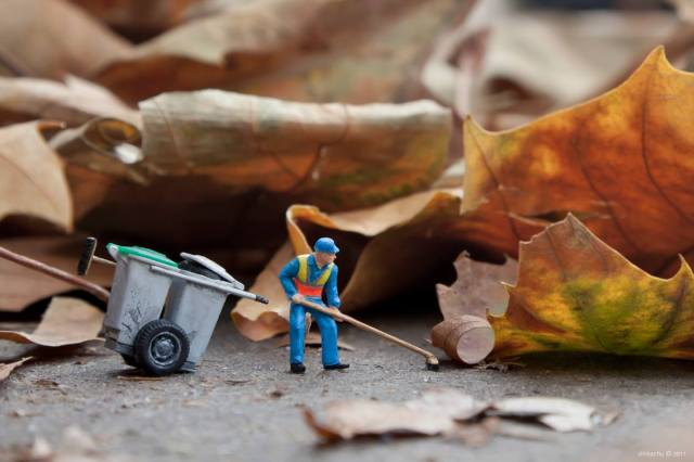 Slinkachu little people 5