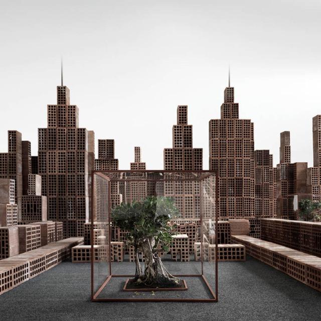 matteo mezzadri citta minime brick city