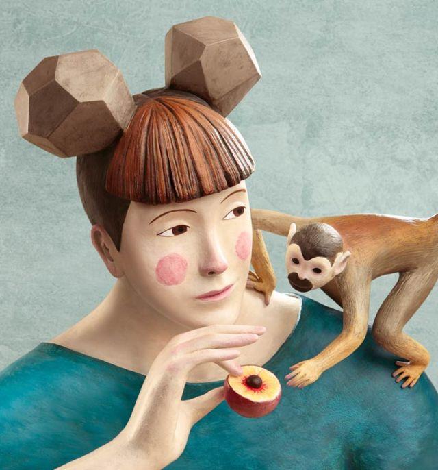 irma gruenholz clay portraits 6