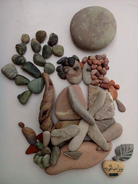 nizar ali bahr poetic ston sculptures 2