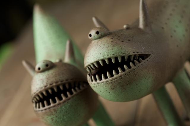 Ceramics by Chiu-i Wu 6