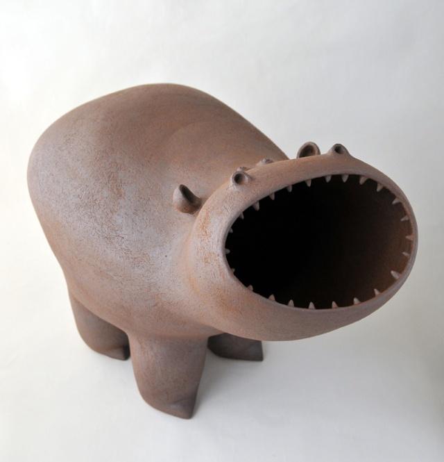 Ceramics by Chiu-i Wu