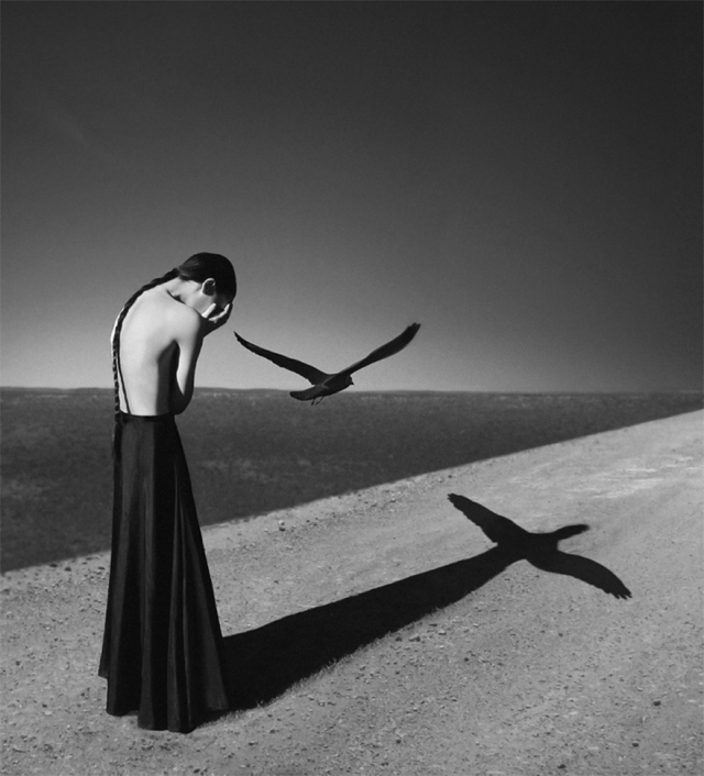 Noel Oszvald Surreal portraits 2