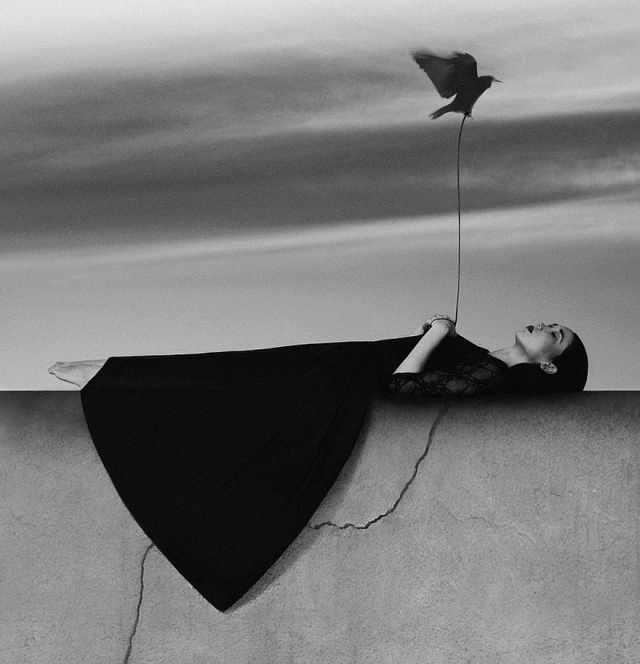 Noel Oszvald Surreal portraits 3